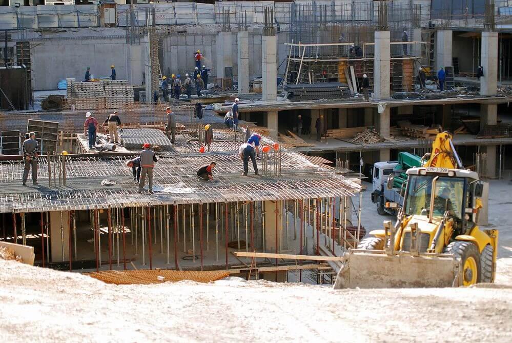 Resultado de imagem para Construção civil  investimentos  Brasil